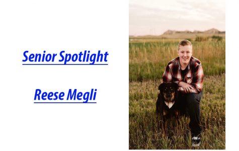 Senior Spotlight: Reese Megli
