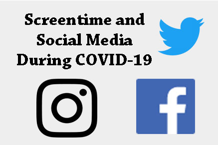 Screen Time and Social Media During COVID-19