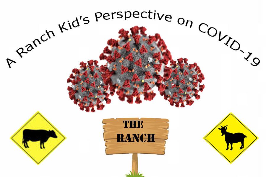 A ranch kid