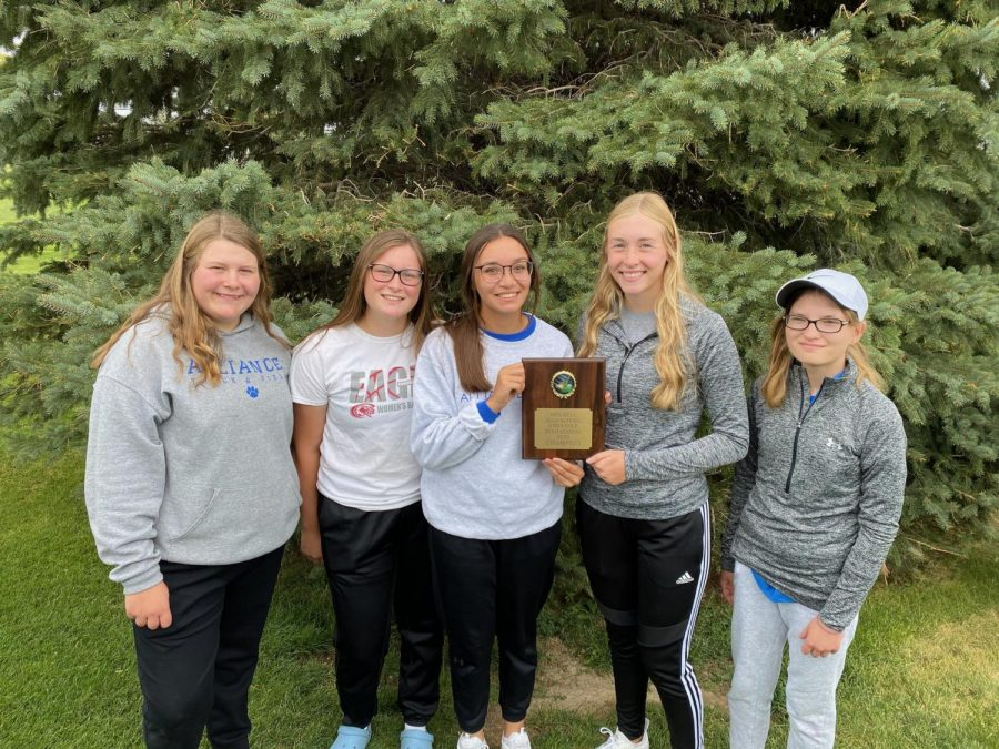 Girls' Golf Preview 2020