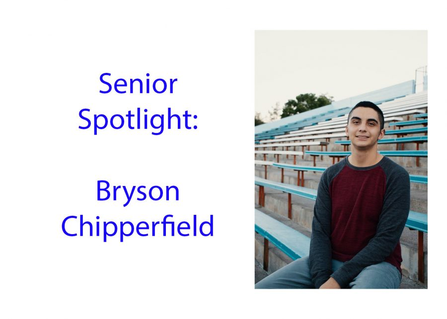Senior Spotlight: Bryson Chipperfield