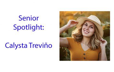 Senior Spotlight: Calysta Treviño