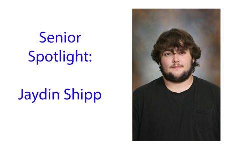 Senior Spotlight: Jaydin Shipp