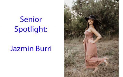 Senior Spotlight: Jazmin Burri