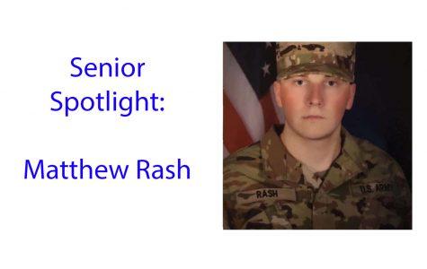 Senior Spotlight: Matthew Rash