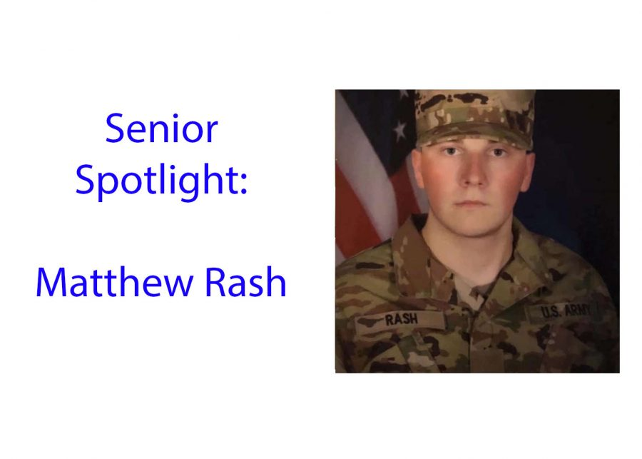Senior Spotlight: Matthew Rash