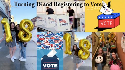 Turning 18 and Registering to Vote