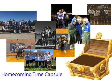 Homecoming Time Capsule