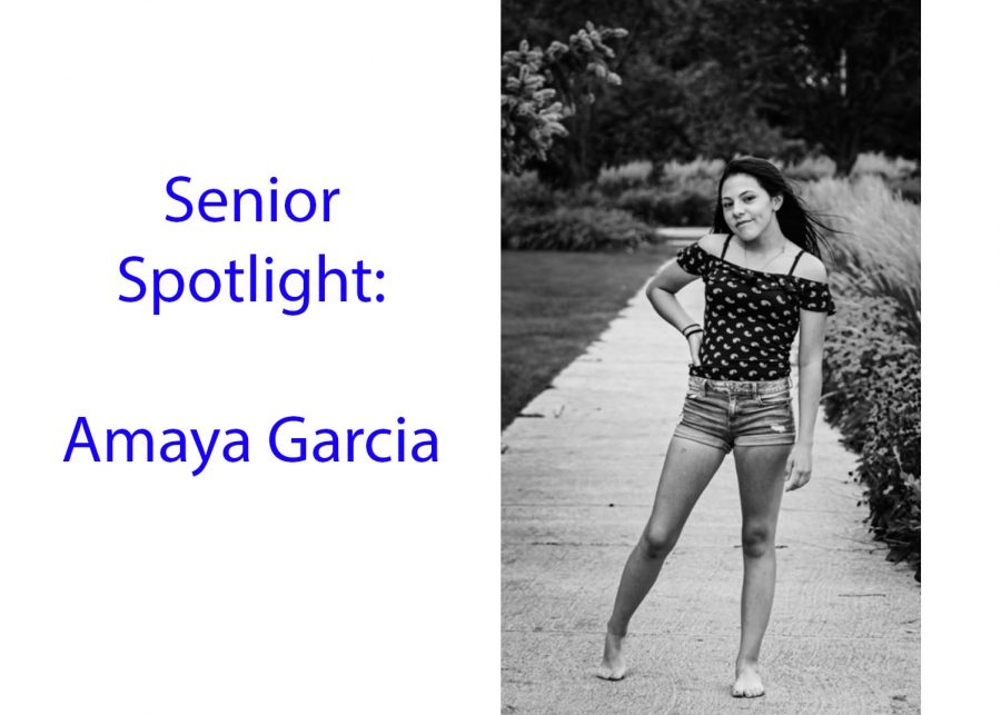 Senior Spotlight: Amaya Garcia