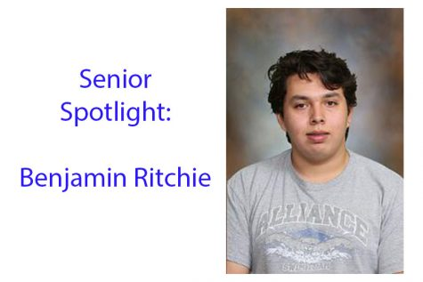 Senior Spotlight: Benjamin Ritchie