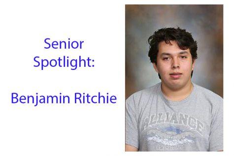 Senior Spotlight: Benjamin Ritchie