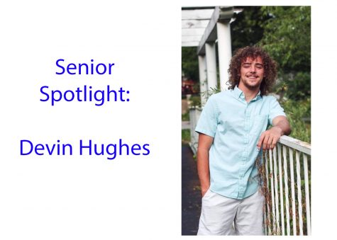 Senior Spotlight: Devin Hughes
