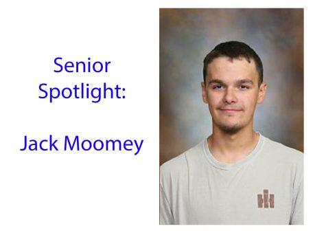 Senior Spotlight: Jack Moomey