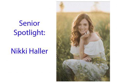 Senior Spotlight: Nikki Haller
