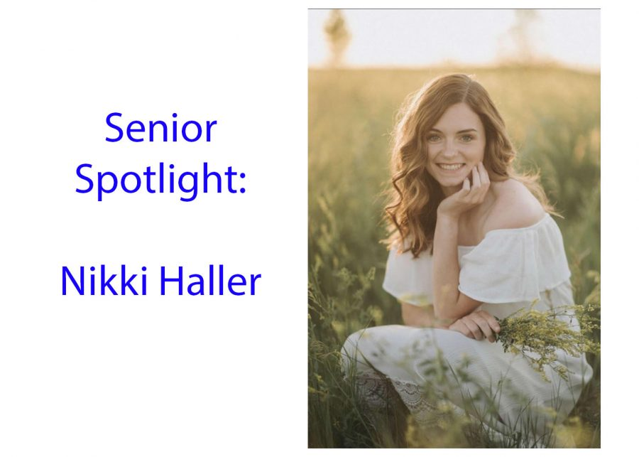 Senior Spotlight: Nikki Haller