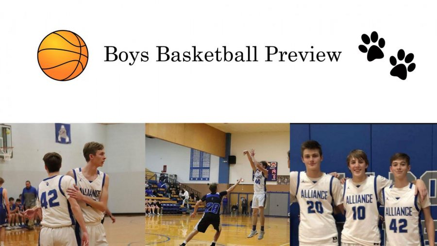 Boy's Basketball Preview