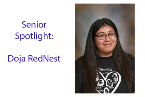 Senior Spotlight: Doja Rednest