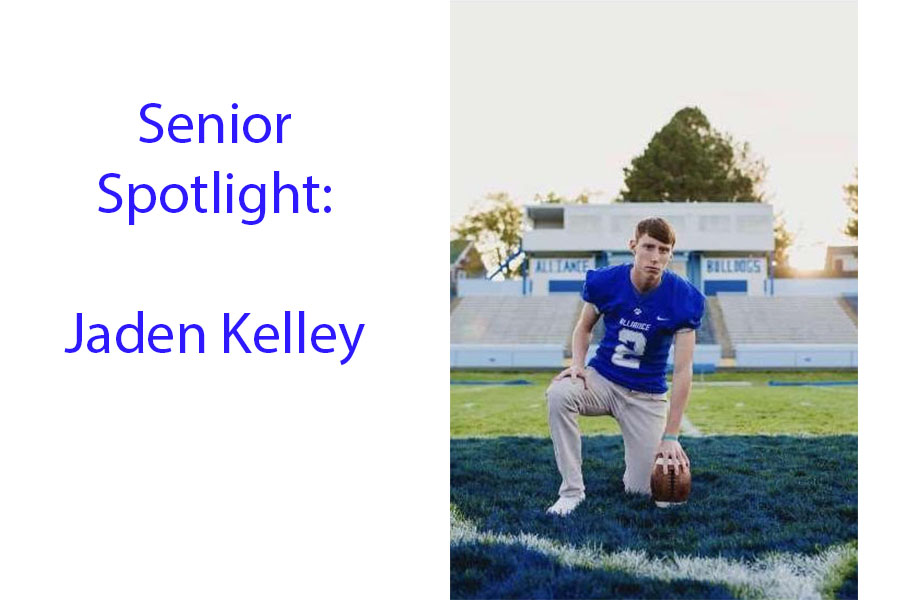 Senior Spotlight: Jaden Kelley
