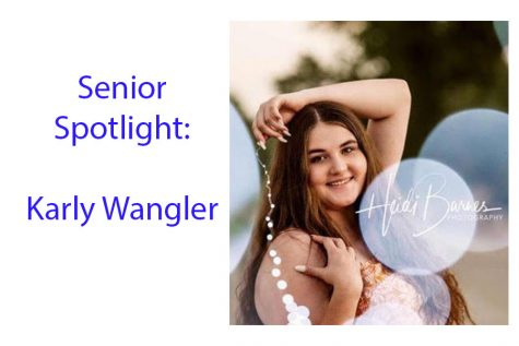 Senior Spotlight: Karly Wangler