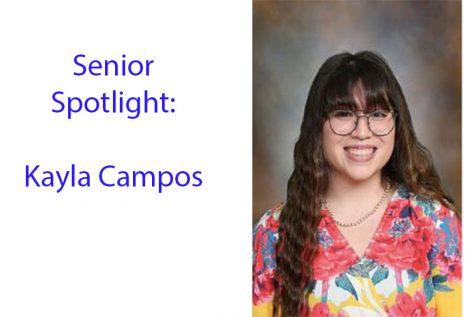 Senior Spotlight: Kayla Campos