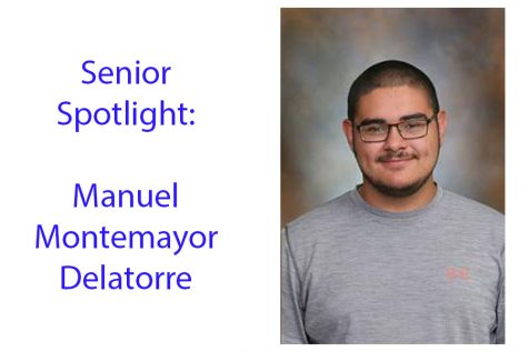 Senior Spotlight: Manuel Montemayor Delatorre