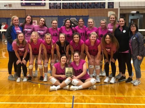 Volleyball Wrap-up