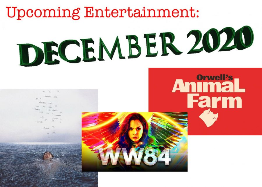 Upcoming Entertainment: December 2020