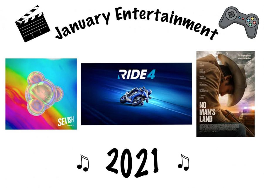 Upcoming Entertainment: January 2021