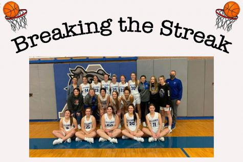 Lady Bulldogs Break the Streak