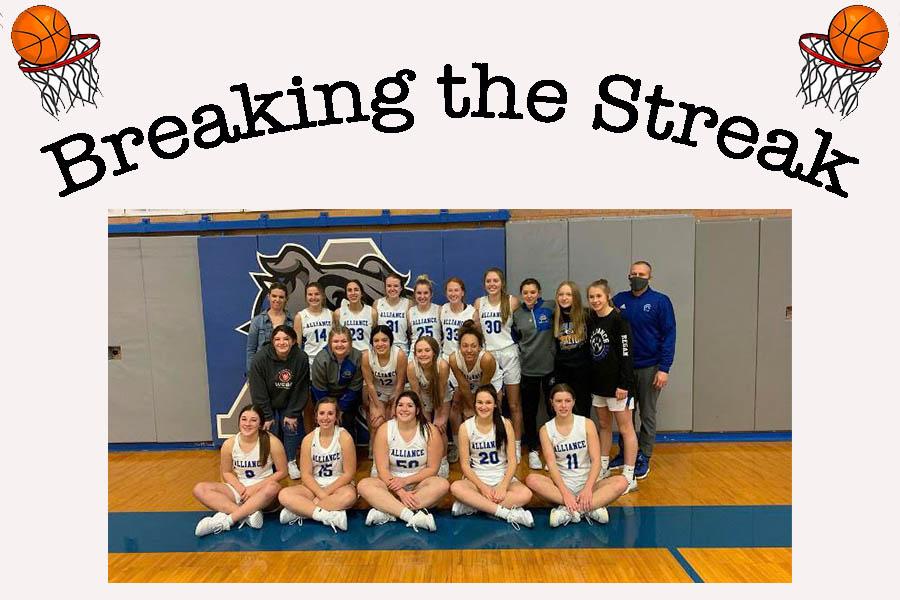 Lady Bulldogs Break the Streak