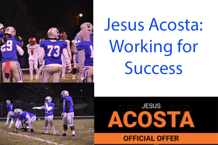 Jesus Acosta: Working for Success