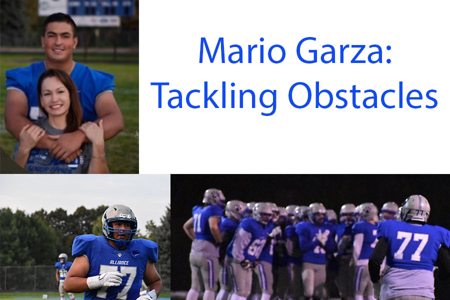 Mario Garza: Tackling Obstacles