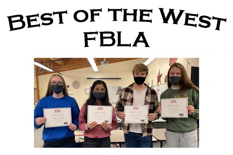 FBLA Competes at Best of the West