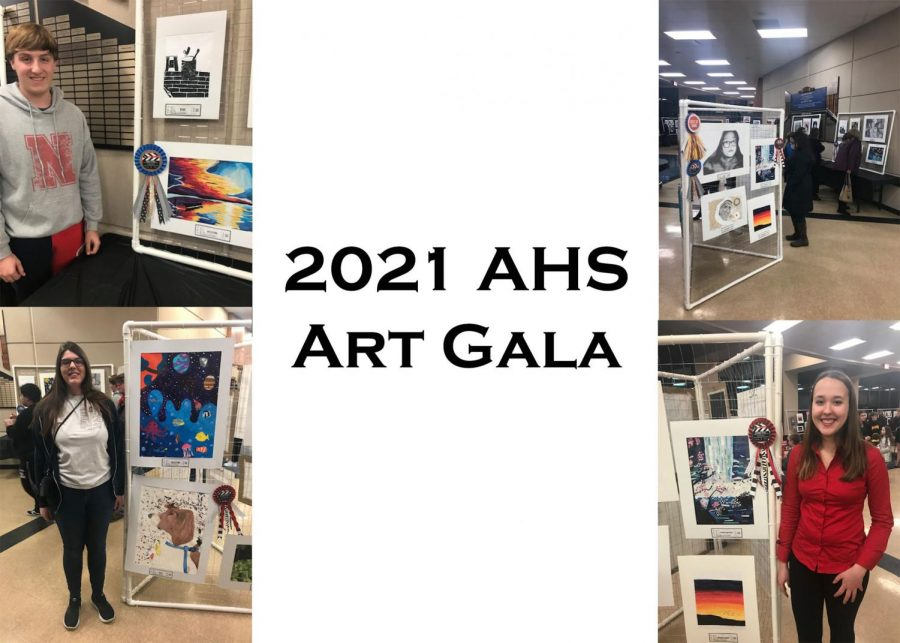 2021 AHS Art Gala