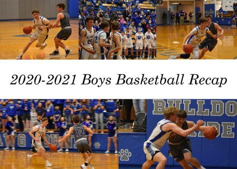 2020-2021 Boys Basketball Recap