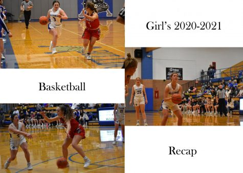 2020-2021 Girls Basketball Recap