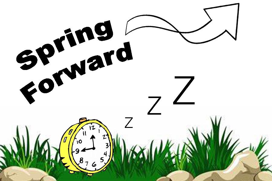 Daylight Savings Time: Spring Forward