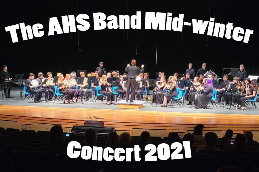 Mid-winter Band Concert 2021