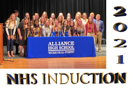 NHS Induction 2021