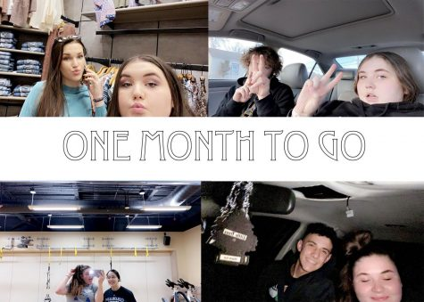 One Month To Go
