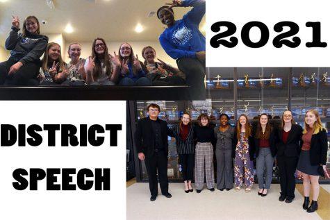 District Speech 2021