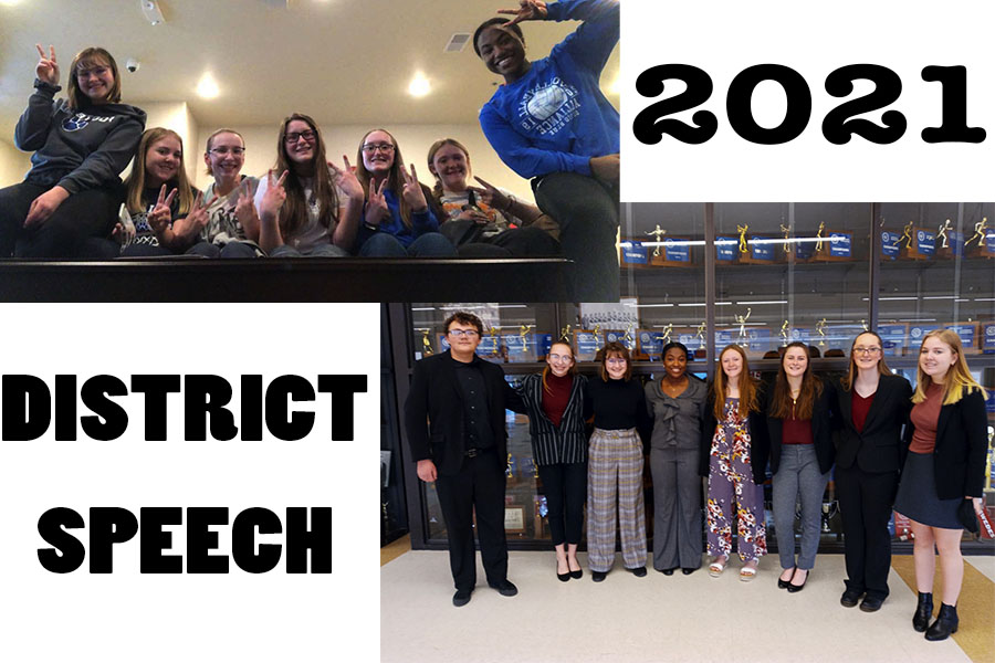 District Speech 2021