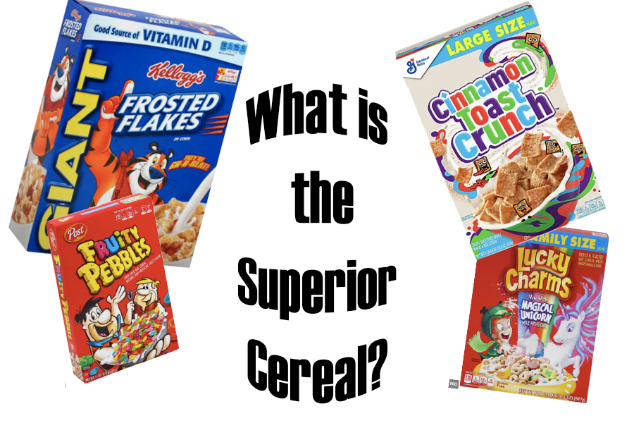 What is the Superior Cereal?
