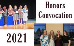 2021 Honors Convocation
