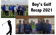 Boy's Golf Recap 2021