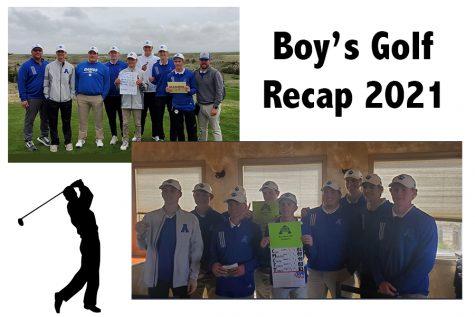 Boys Golf Recap 2021