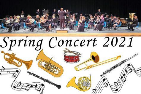 AHS Spring Band Concert 2021