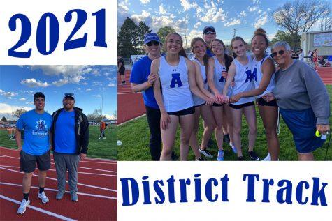 District Track 2021