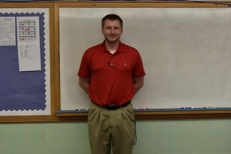 Mr. Crile: Special Education Resource