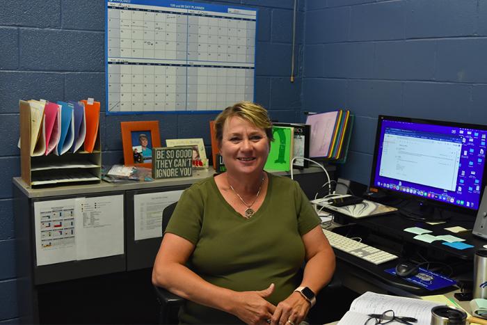 Miss Baker: Special Education Director